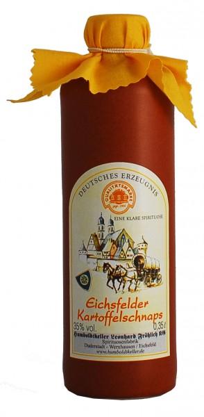 Eichsfelder Kartoffelschnaps 35% vol. - Tonkrug