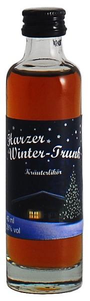 Harzer Winter-Trunk - Kräuterlikör 28% vol.