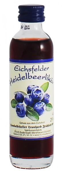 Eichsfelder Heidelbeerlikör - 25% vol