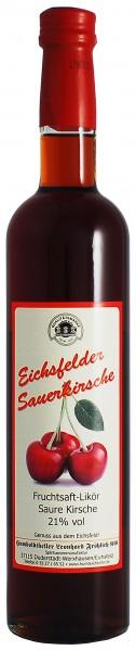 Eichsfelder Sauerkirsche 21% vol