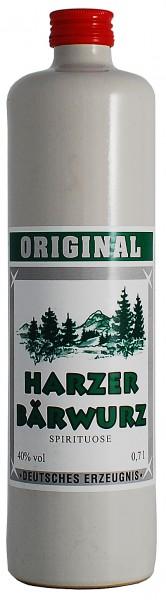 Harzer Bärwurz - Tonkrug - 40% vol