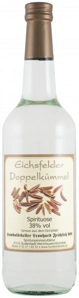 Eichsfelder Doppelkümmel 38% vol.