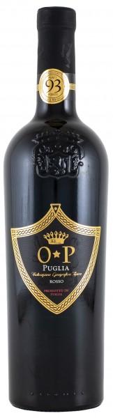 2016 O*P Rosso della Puglia I.G.T.