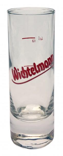 """Schnapsglas """"Wichtelmann"""" 2cl"""