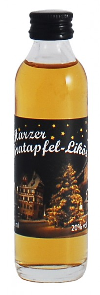 Harzer Bratapfellikör - 20% vol.