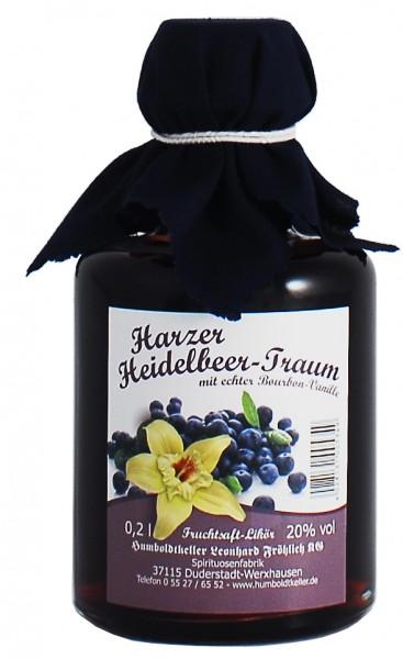 Harzer Heidelbeer-Traum - 20% vol