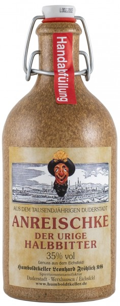 Anreischke - der Urige - Tonkrug - 35% vol