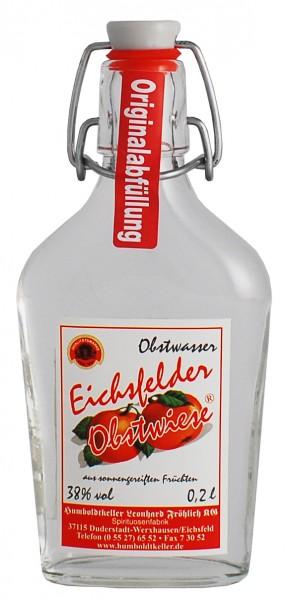 Eichsfelder Obstwiese - Obstwasser - 38% vol