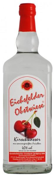 Eichsfelder Obstwiese - Kirschwasser - 40% vol