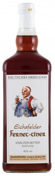 Eichsfelder FERNET-tiner - Kräuter-Bitter 40% vol