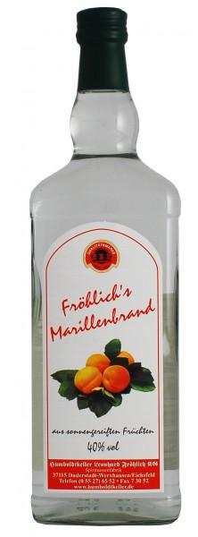 Fröhlich's Marillenbrand - 40% vol